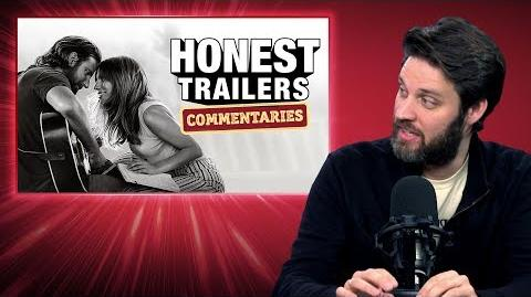 Honest Trailers Commentary - A Star is Born