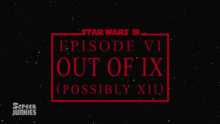 Honest Trailers - Star Wars Episode VI - Return of the JediOpen Invideo 4-29 screenshot