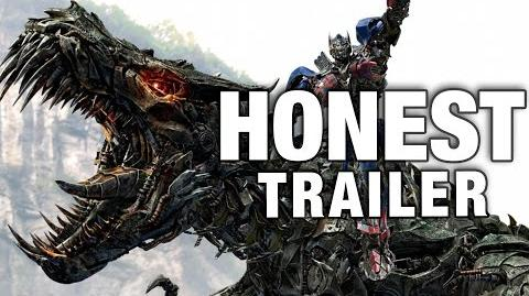 Honest Trailer - Transformers: Age of Extinction