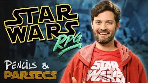 Star Wars RPG – Pencils & Parsecs- Episode XXV with Joe Starr!