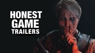 Honest Game Trailers Death Stranding