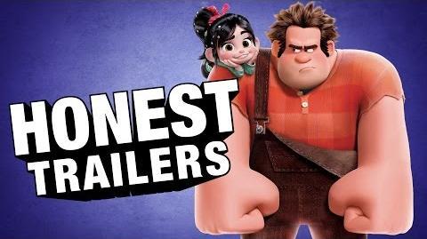Honest Trailer - Wreck-It Ralph