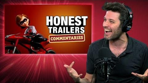 Honest Trailers Commentary - Incredibles 2