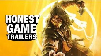 Honest Game Trailers - Mortal Kombat 11
