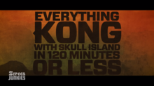 Honest Trailers - Kong Skull Island w Jordan Vogt-RobertsOpen Invideo 5-43 screenshot