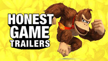 Honest game trailer donkey kong