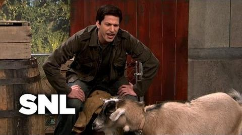 Mark Wahlberg Talks to Animals - Saturday Night Live