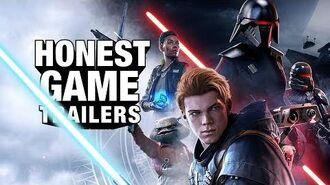 Honest Game Trailers Star Wars Jedi Fallen Order
