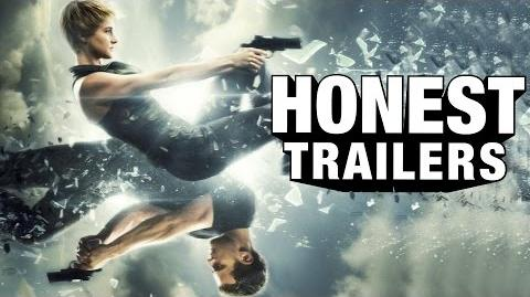 Honest Trailer - The Divergent Series: Insurgent