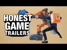 Honest game trailer nintendo labo