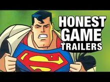 Honest game trailer superman 64