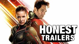 Honest trailer ant-man and the wasp thumbnail