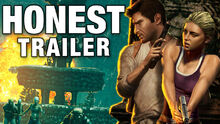 Honest game trailer uncharted