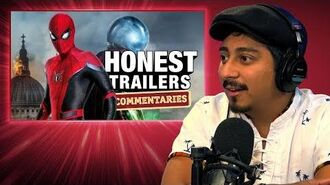 Honest Trailers Commentary - Spider-Man- Far From Home