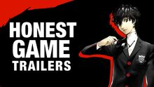 Honest game trailers persona
