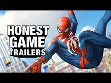 Honest game trailer spider-man ps4