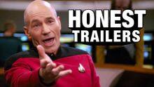 Honest trailer star trek the next generation