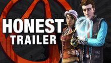 Honest game trailer tales from the borderlands