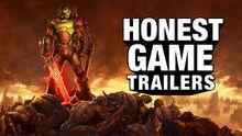 Honest game trailers doom eternal