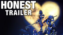Honest game trailer kingdom hearts