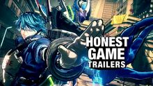 Honest game trailers astral chain