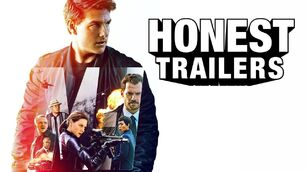 Honest trailer mission impossible fallout