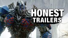 Honest trailer transformers the last knight