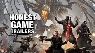 Honest Game Trailers Remnant From the Ashes