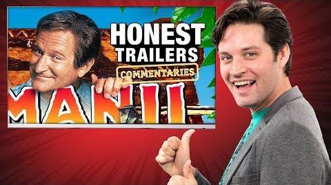 Honest Trailer Commentaries - Jumanji