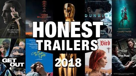 Honest Trailer - The Oscars (2018)
