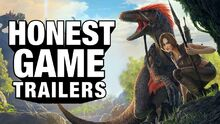 Honest game trailer ark survival evolved