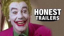 Honest trailer batman 1966