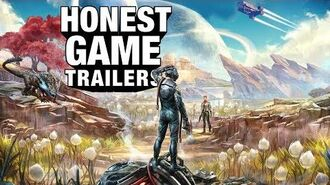 Honest Game Trailers The Outer Worlds