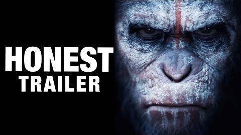 Honest Trailer - Dawn of the Planet of the Apes