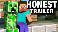 Honest game trailer minecraft