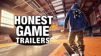 Honest Game Trailers Tony Hawk's Pro Skater 1+2