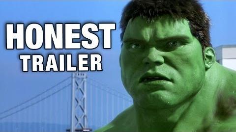 Honest Trailer - Hulk (2003)