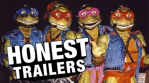 Honest Trailer - Teenage Mutant Ninja Turtles: Out of Their Shells