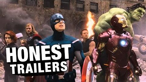 Honest Trailer - The Avengers