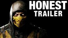 Honest game trailer mortal kombat x