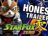 Honest Game Trailers - Star Fox Zero