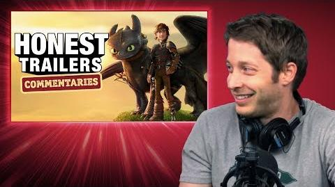 Honest Trailers Commentary - How to Train Your Dragon