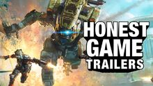 Honest game trailer titanfall