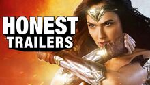 Honest trailer wonder woman