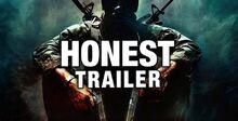 Honest game trailer call of duty black ops