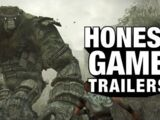 Honest Game Trailers - Shadow of the Colossus