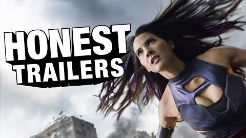 Honest Trailer - X-Men: Apocalypse