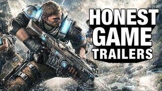 GEARS OF WAR 4 (Honest Game Trailers)