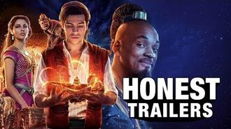 Honest Trailers - Aladdin (2019)