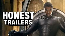 Honest trailer black panther